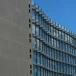 Mytí oken na složitě přístupných místech