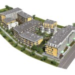 Prahu ozdobí nové moderní byty nedaleko centra